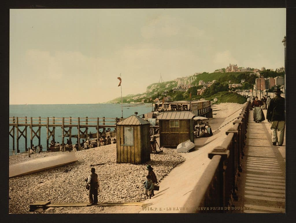 Le Havre_©Library of Congress Prints and Photographs Division_L'Happy mensuel